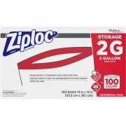 S. C. Johnson & Son Ziploc Brand 2-Gallon Storage Bags (682253)