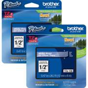 Brother P-touch TZe Laminated Tape Cartridges (TZE135BD)