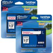 Brother P-touch TZe Laminated Tape Cartridges (TZE232BD)