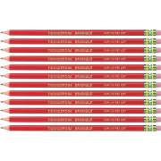 Ticonderoga Eraser Tip Checking Pencils (14259PK)