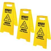 Genuine Joe Universal Graphic Wet Floor Sign (85117BD)