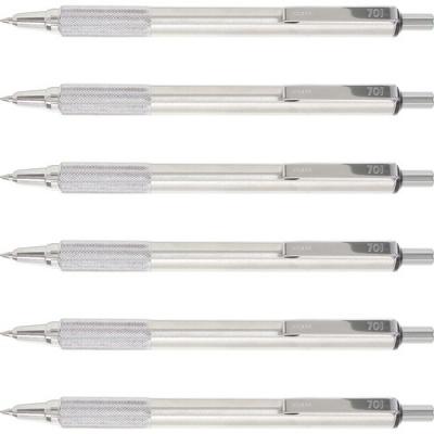Zebra Pen F-701 Retractable Ballpoint Pen (29411BX)