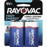 Rayovac Alkaline 9 Volt Battery (A16044TK)