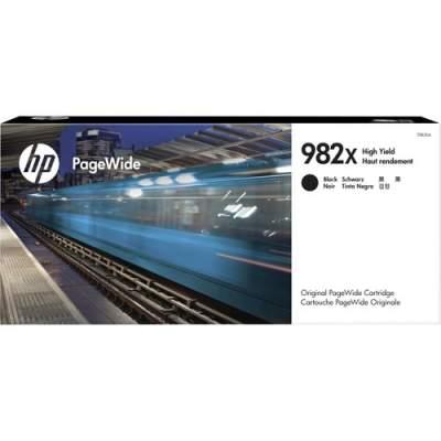 HP 982X High Yield Black Original PageWide Cartridge (T0B30A)