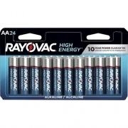 Rayovac Alkaline AA Batteries (81524LTK)