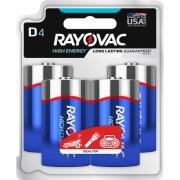 Rayovac Alkaline D Batteries (8134TK)