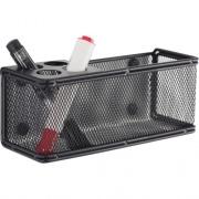 Safco Onyx it! Mesh Magnetic Marker Basket (3612BL)
