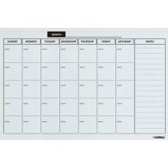 Lorell Monthly Planner Magnetic Dry-erase Board (19212)
