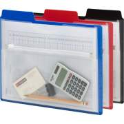 Smead Project Organizers with Zip Pouch (89614)