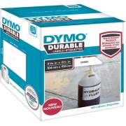 "DYMO LW Durable 4-1/16"" x 6-1/4"" (104 mm x 159 mm) White Poly, 200 labels (1933086)"