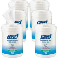 PURELL Alcohol Hand Sanitizing Wipes (903106CT)