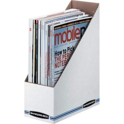 Fellowes Bankers Box Stor/File Magazine Files - Letter (00723)