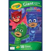 Crayola PJ Masks Giant Coloring Pages (040078)