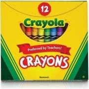 Crayola Tuck Box 12 Crayons (520012)