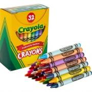 Crayola Tuck Box 32 Crayons (520322)