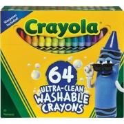 Crayola Washable Crayons (523287)
