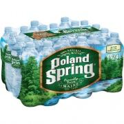 Nestle S.A Poland Spring Bottled Spring Water (075720004096)