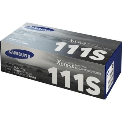 Samsung MLT-D111S Black Toner Cartridge (SU814A)
