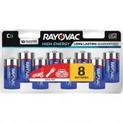 Rayovac Alkaline C Batteries (8148LK)