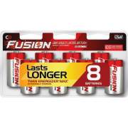 Rayovac Fusion Alkaline C Batteries (8148LTFUSK)