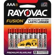 Rayovac Fusion Alkaline AAA Batteries (8248TFUSK)