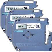 Brother P-touch Nonlaminated M Series Tape Cartridge (M931BD)