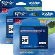 Brother P-touch TZe Laminated Tape Cartridges (TZE121BD)