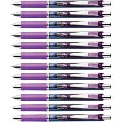 Pentel Needle Tip Liquid Gel Ink Pens (BLN77VBX)