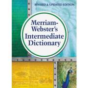 Merriam Webster Merriam-Webster Intermediate Dictionary Printed Book (6978)