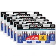 Rayovac Alkaline C Batteries (8148LKCT)