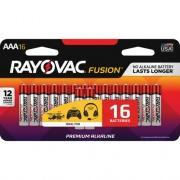 Rayovac Fusion Alkaline AAA Batteries (82416LTFUSK)