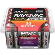 Rayovac Fusion Alkaline AAA Batteries (82430PPTFUSK)