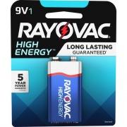Rayovac Alkaline 9 Volt Battery (A16041K)