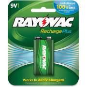 Rayovac Recharge Plus 9-volt Battery (PL16041GENE)