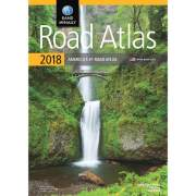 Rand McNally North American Road Atlas Printed Book (RM528017314)