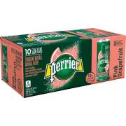 Perrier Sparkling Mineral Water (074780333498)