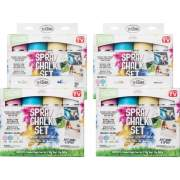Testors 4-color Spray Chalk Set (306006CT)