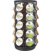Mind Reader 35-pod Coffee Carousel (METCAR35BLK)