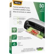 Fellowes Thermal Laminating Pouches - Letter, 5mil, 50 pack (5744501)