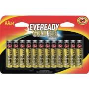 Eveready Gold Alkaline AA Batteries (A91BP24)