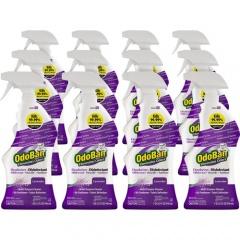 OdoBan Lavender Deodorizer Disinfectant Spray (910162QC12CT)