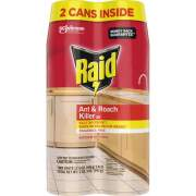 S. C. Johnson & Son Raid Ant/Roach Killer Spray (697322)