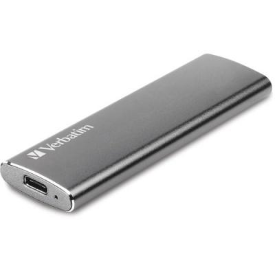 Verbatim 480GB Vx500 External SSD, USB 3.1 Gen 2 - Graphite (47443)
