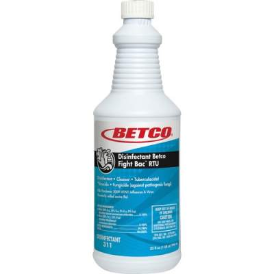 Betco Fight-Bac RTU Disinfectant Cleaner (3111200)