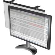 Business Source LCD Monitor Privacy Filter Black (29290)