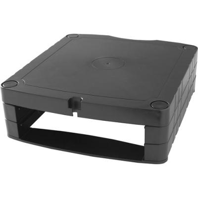 Lorell Adjustable Monitor Riser (25303)