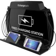 ChargeTech Enterprises ChargeTech Wall-Mount/Tabletop Charging Station (CT300061)
