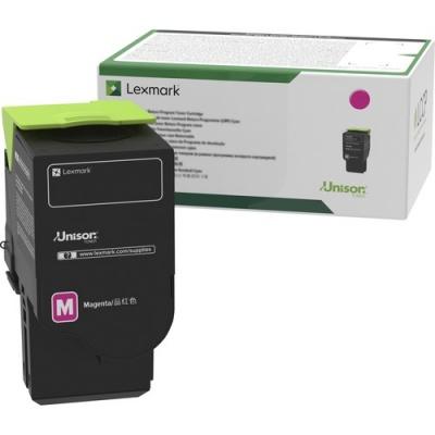 Lexmark Unison Toner Cartridge - Magenta (78C1UM0)
