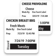 Seiko SLP-FPL Food Prep Printing Labels