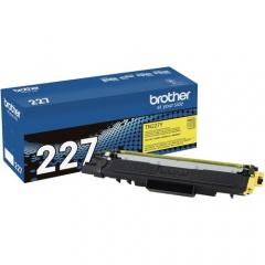 Brother Genuine TN-227Y High Yield Yellow Toner Cartridge